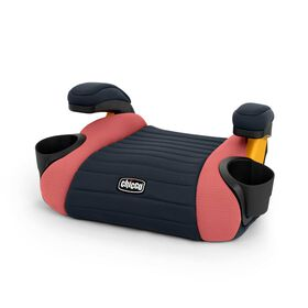 Chicco GoFit backless car seat booster - Coral