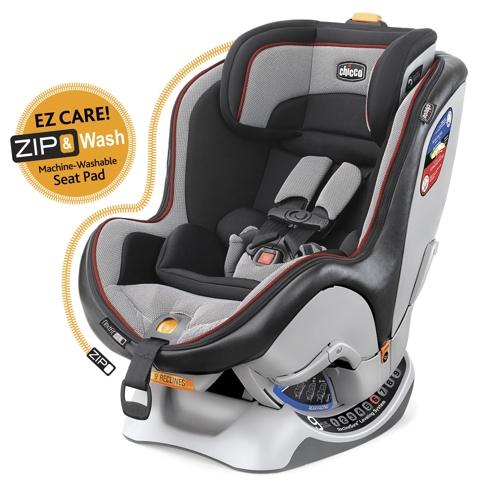 Nextfit Zip Convertible Car Seat Privata In