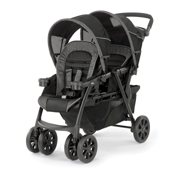 Chicco Cortina Together Stroller in the Minerale fashion