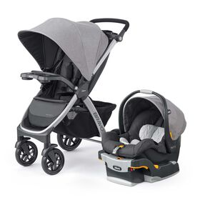 Chicco Bravo Trio Travel System in Parker