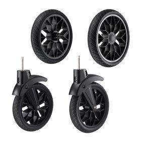 Corso LE Stroller Rubber Wheel Kit in