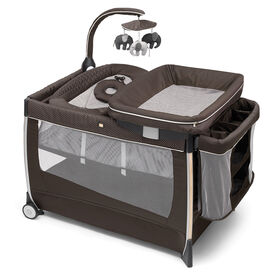 Chicco Lullaby Dream Play Yard - Shale