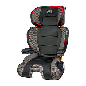 KidFit Booster Seat Cover in Black