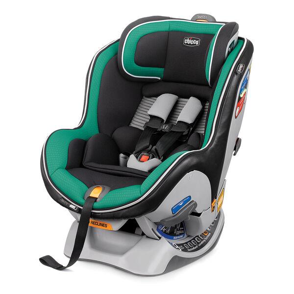 NextFit iX Zip Air Convertible Car Seat - Surf Fashion