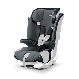 MyFit Harness + Booster Car Seat Cover, Headrest & Comfort Kit - Fathom in