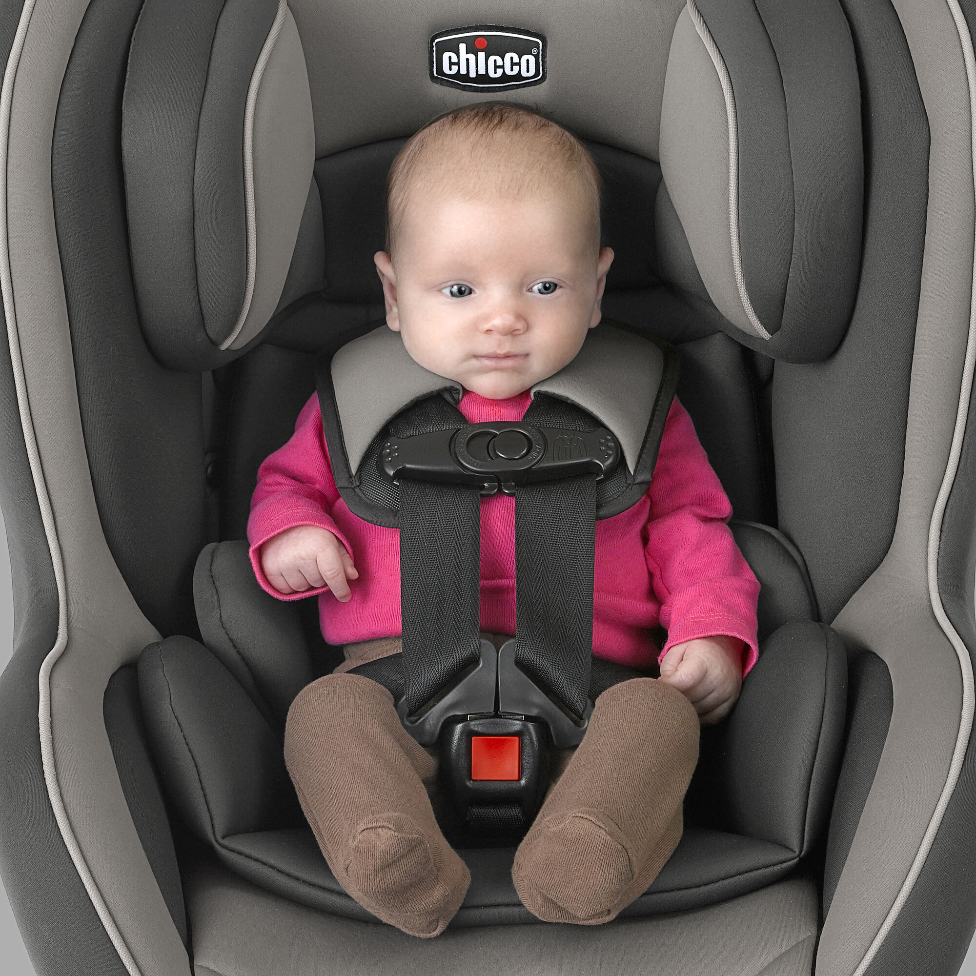 Small Infants Can Use The Chicco NextFit Convertible Car Seat