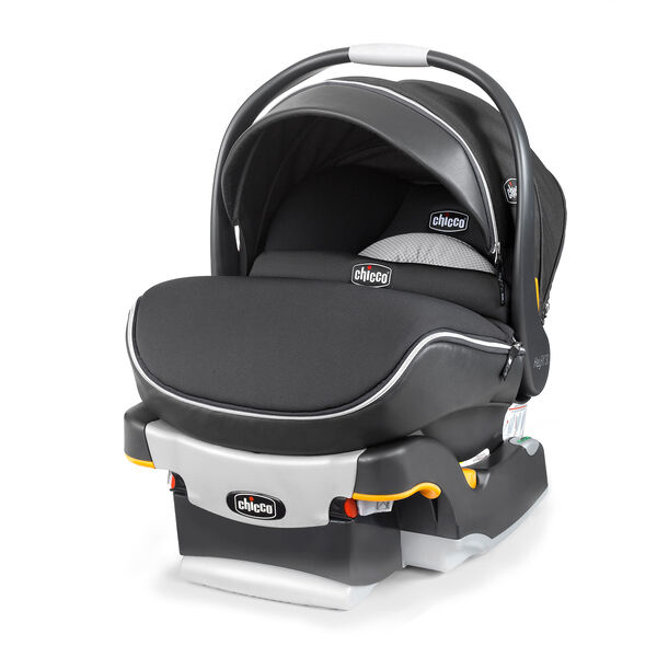 Chicco KeyFit 30 Zip Air infant car seat in the Atmos fashion
