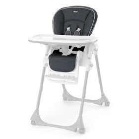 Polly Highchair Seat Cover in Poetic