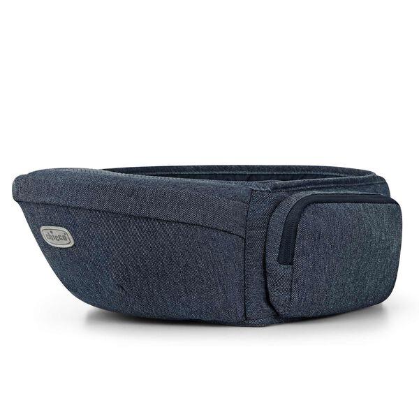 Chicco SideKick Hip Seat Baby Carrier in Denim