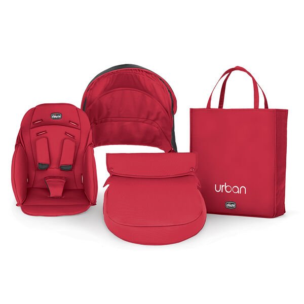 Chicco Urban Stroller Color Pack - Red
