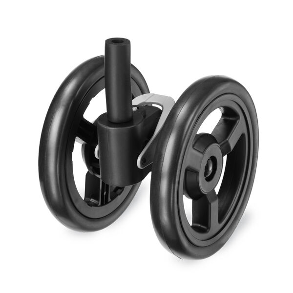 Piccolo Stroller Front Wheel Assembly in