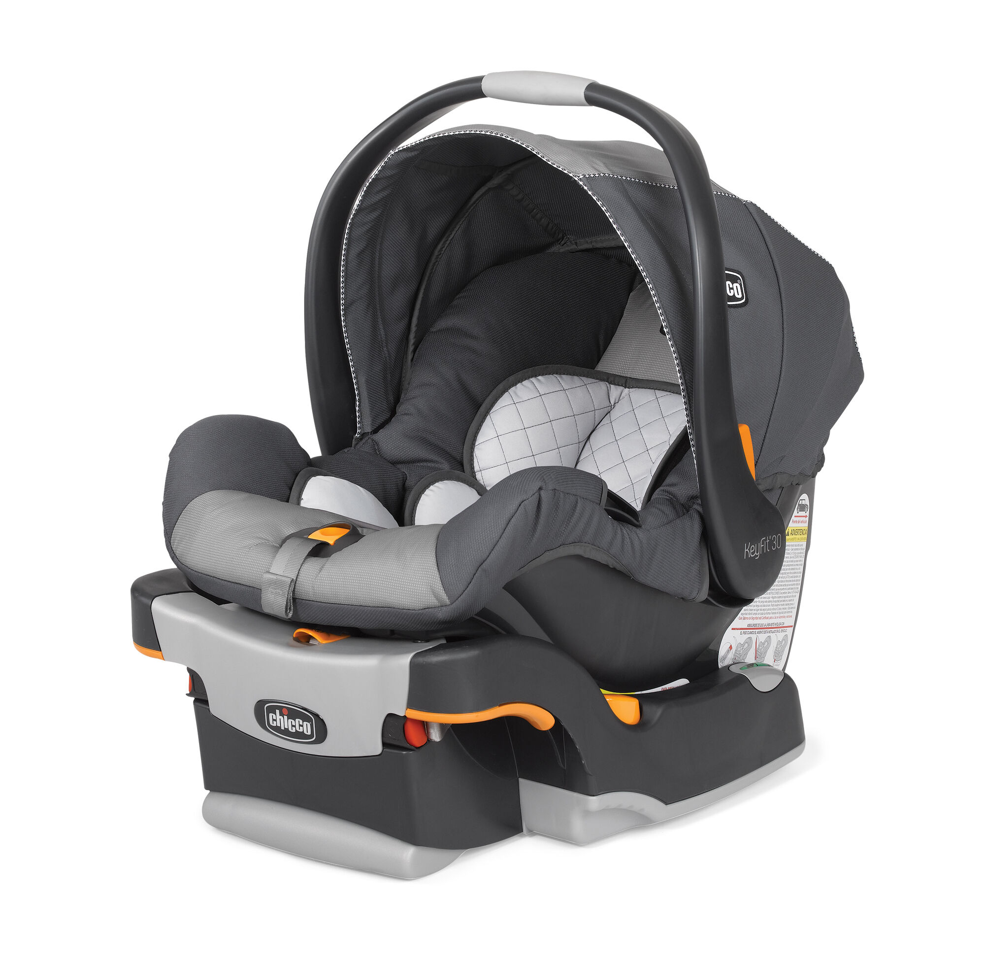 Vehicle Seats Product : Keyfit infant car seat moonstone chicco