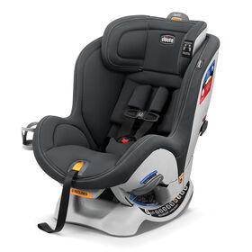 Chicco NextFit Sport Convertible Car Seat in the Graphite fashion