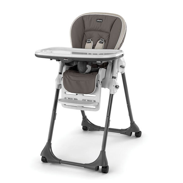 Chicco Polly Highchair - Latte Fashion