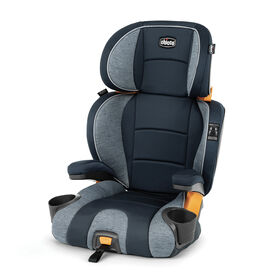 KidFit 2-in-1 Belt Positioning Booster Car Seat in Gravity
