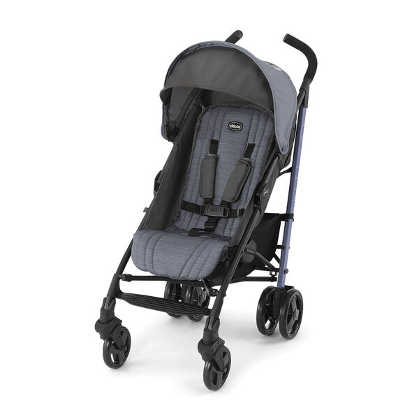 Chicco New Liteway Stroller - Fog Fashion