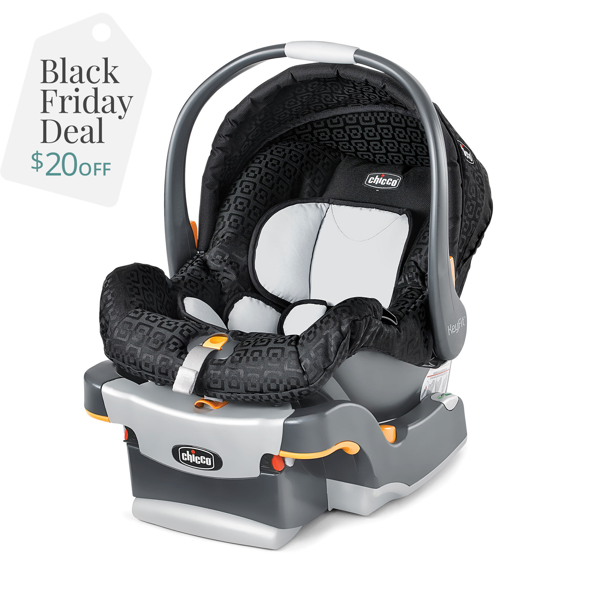 Keyfit Infant Car Seat Ombra Chicco