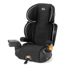 KidFit Zip 2-in-1 Belt-Positioning Booster Car Seat in Genesis