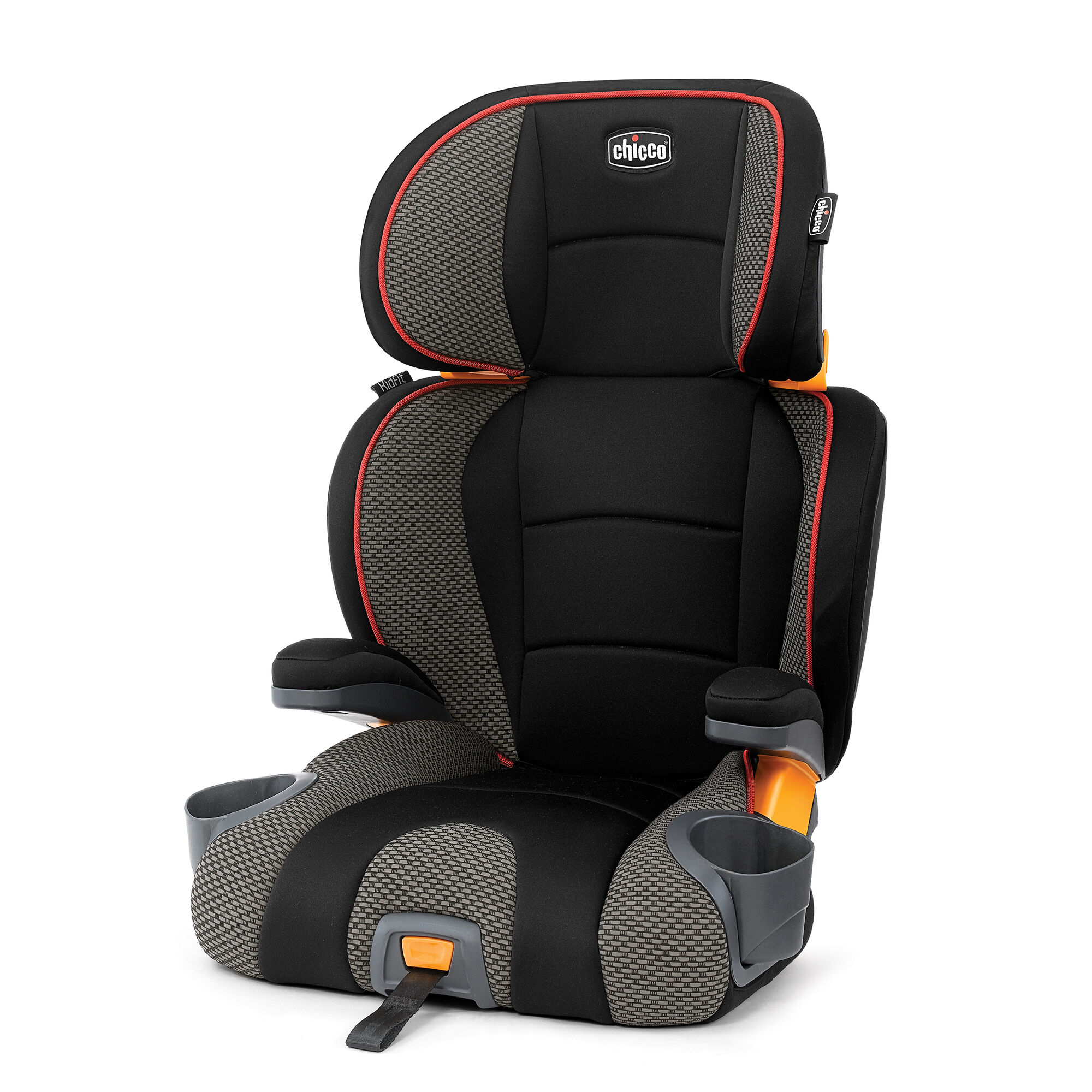 Chicco KidFit 2-in-1 Belt Positioning Booster Car Seat ...