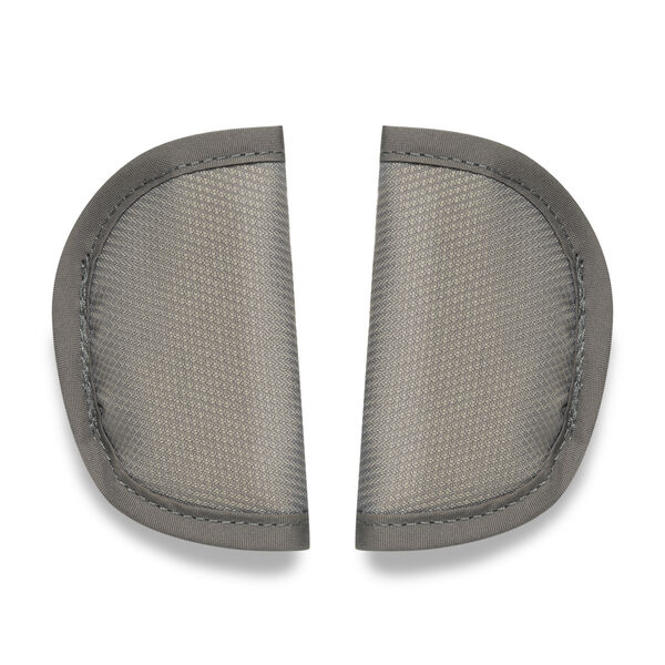 KeyFit 30 Infant Car Seat Shoulder Pads - Grey in