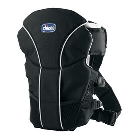 Chicco UltraSoft Baby Carrier in Black