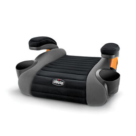 GoFit Backless Booster Car Seat in Shark