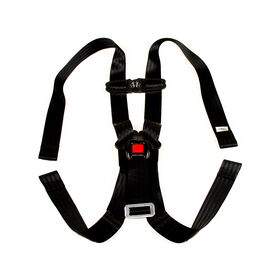 NextFit iX Zip 5-Point Harness With Chest Clip in