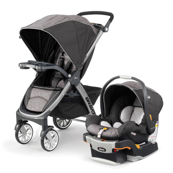 Bravo Trio Travel System - Meridian in Meridian