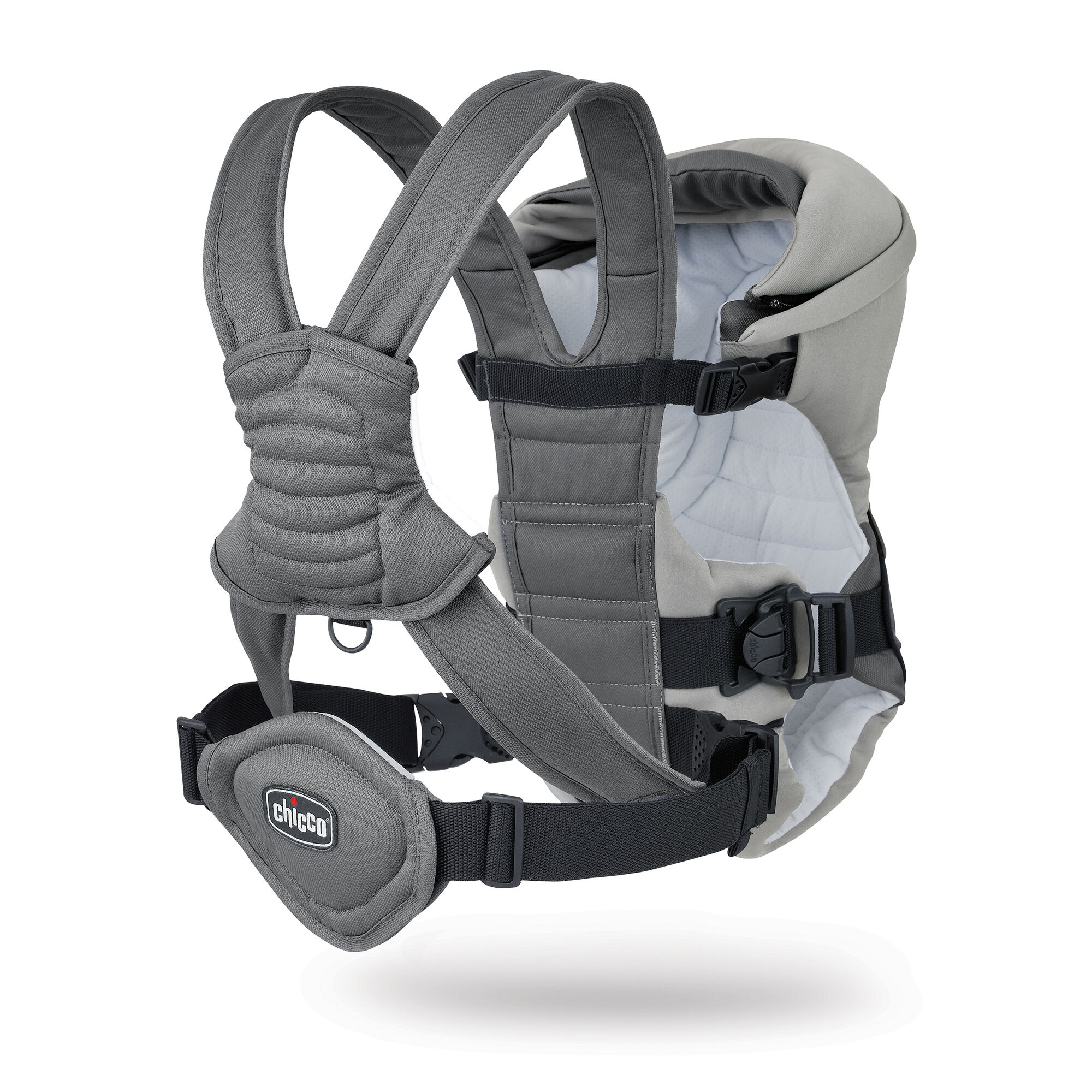 Chicco Coda Baby Carrier Graphite