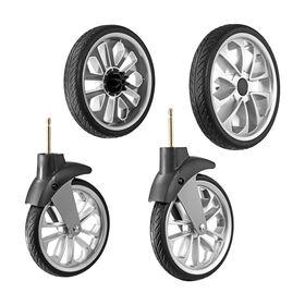Bravo Stroller - Rubber Wheel Kit in