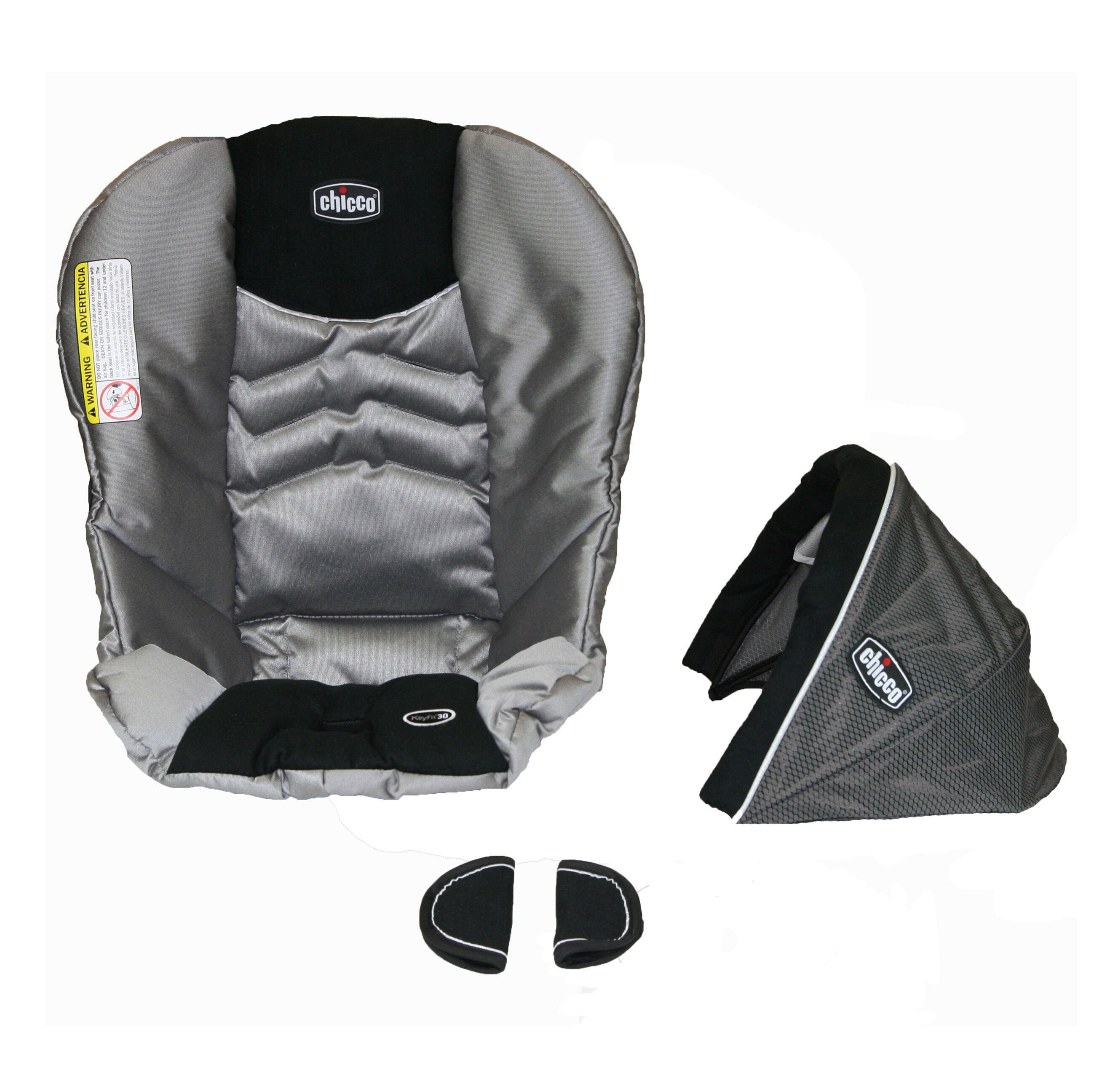Chicco KeyFit 30 replacement seat cover canopy and shoulder pads for harness - Graphica  sc 1 st  Chicco & Chicco KeyFit Seat Cover Canopy and Pads