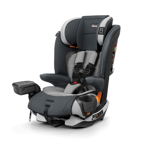 MyFit Zip Air Harness + Booster Car Seat - Atmos in Atmos