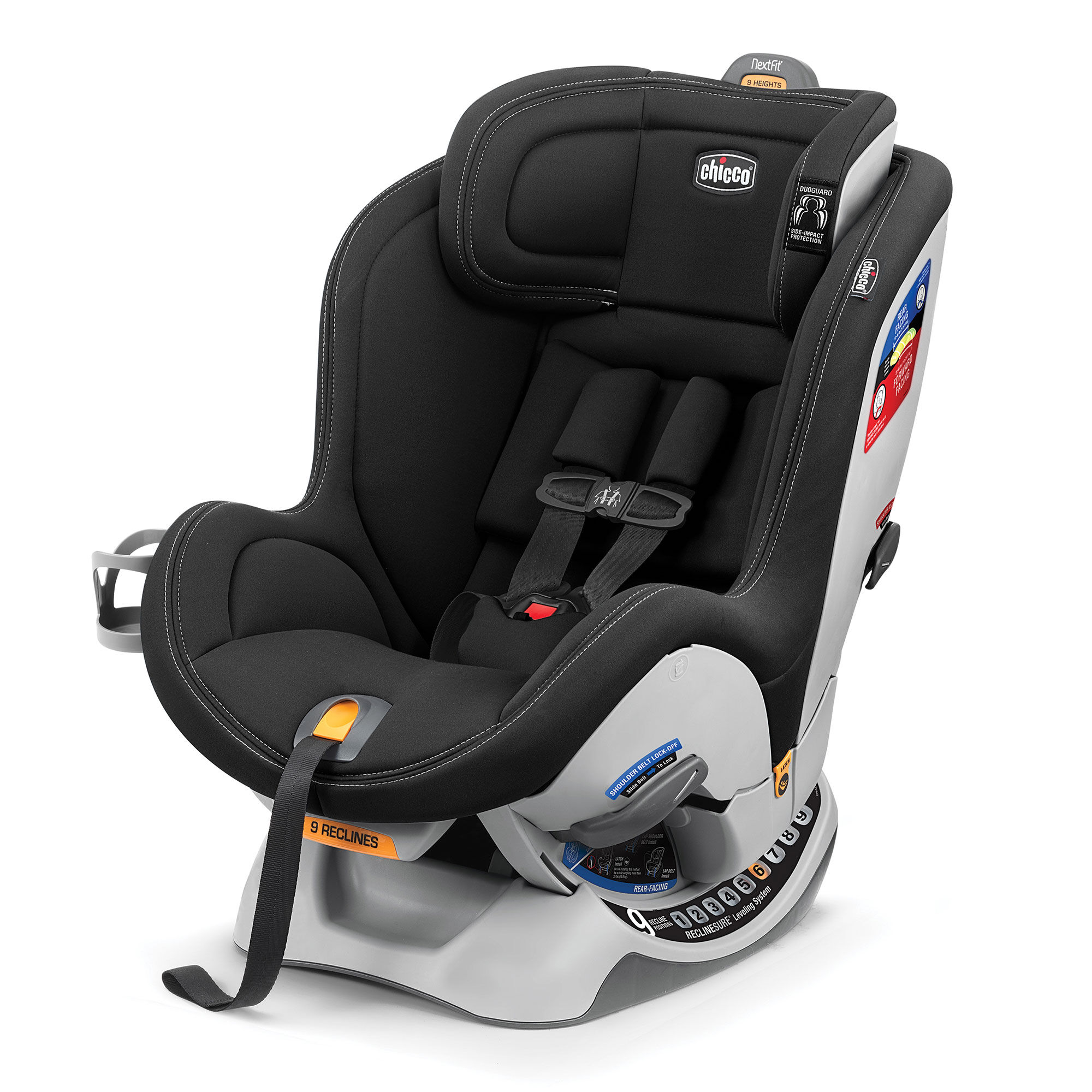 NextFit Sport Convertible Car Seat