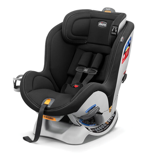Chicco NextFit Sport Convertible Car Seat in the Black fashion