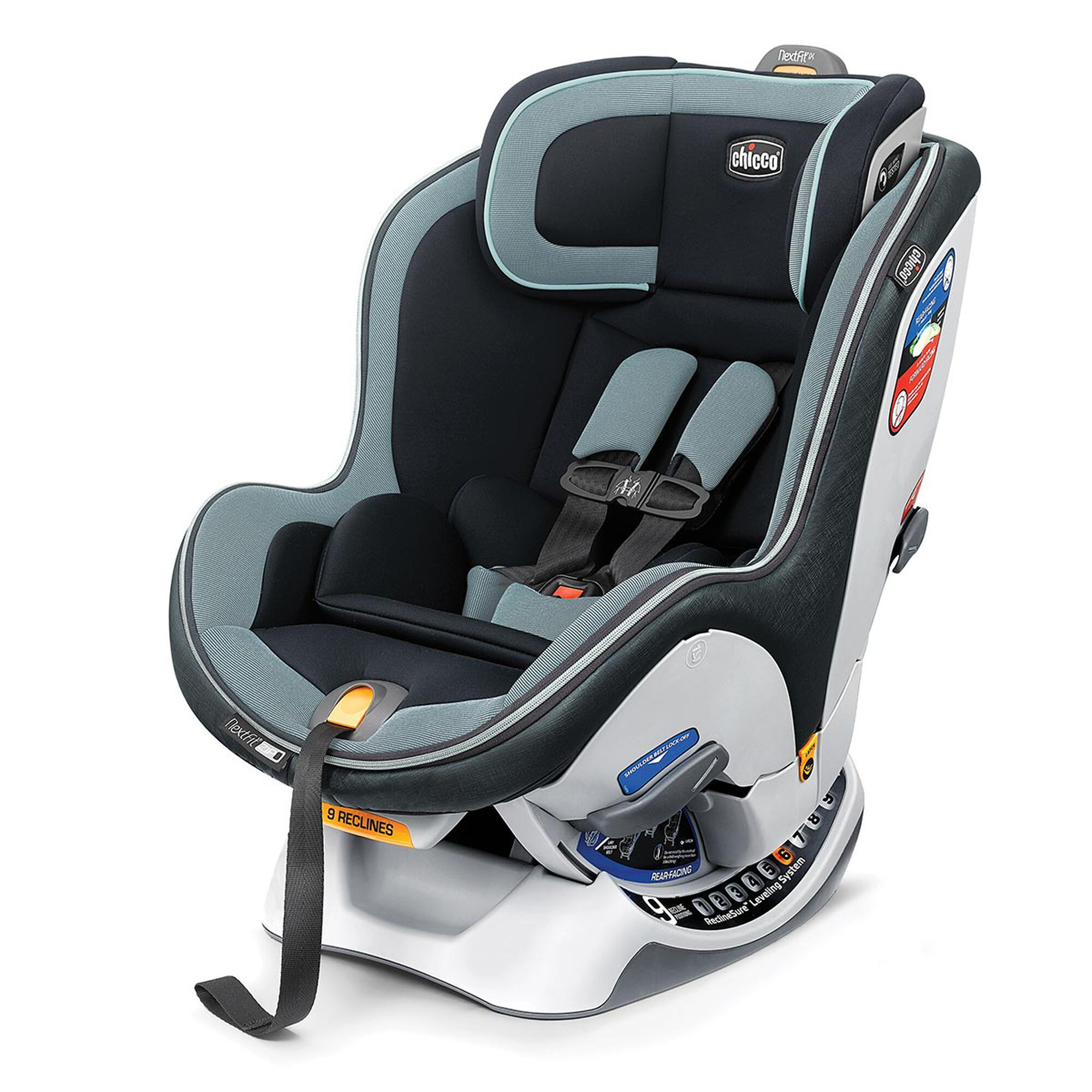 timeless design aa279 35dc1 NextFit iX Zip Convertible Car Seat - Midnight in Midnight