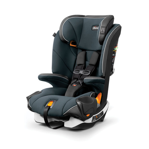Chicco MyFit Harness Booster Car Seat - Indigo fashion