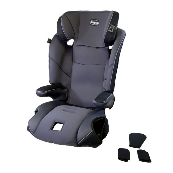MyFit car seat cover, headrest cover, and shoulder pads - Fathom in
