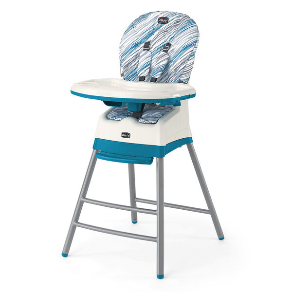 Stack 3-in-1 Highchair - Icicle in Icicle