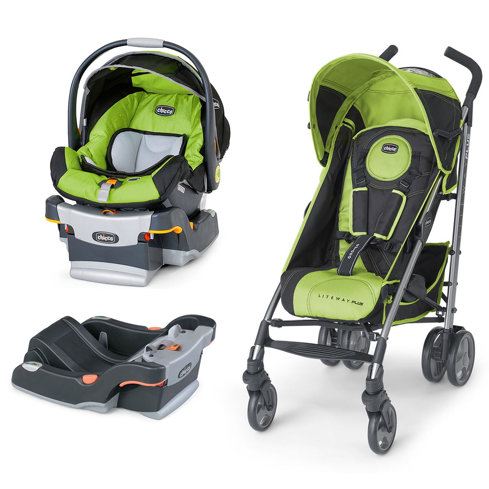 chicco keyfit 30 cortina stroller travel system midori green. Black Bedroom Furniture Sets. Home Design Ideas