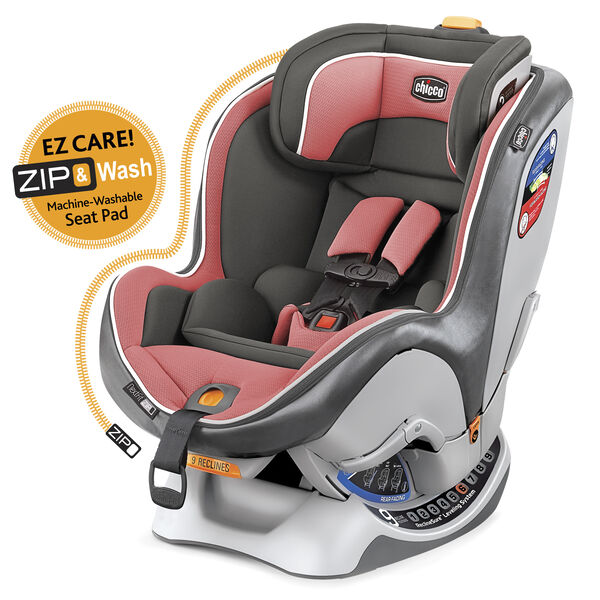 Nextfit Zip Convertible Car Seat Ibis