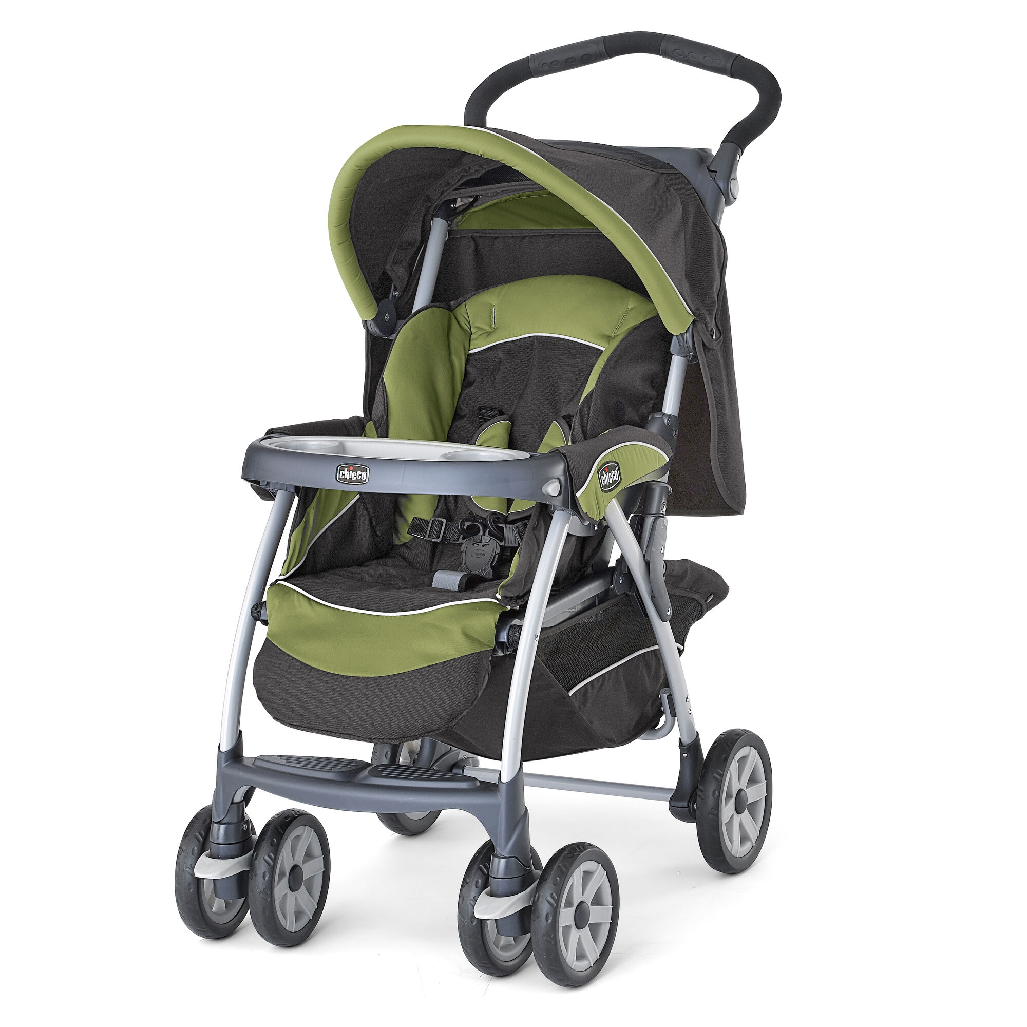 Cortina Stroller Elm in Elm