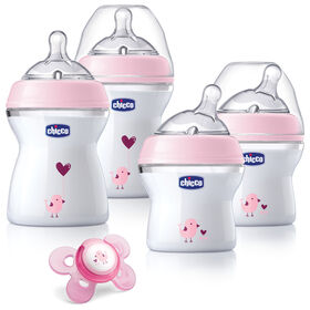 NaturalFit Gift Set - Newborn Gift Set - Pink in