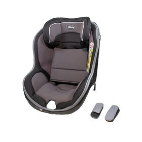 NextFit Zip - Seat Cover, Head Rest and Shoulder Pads in Grey