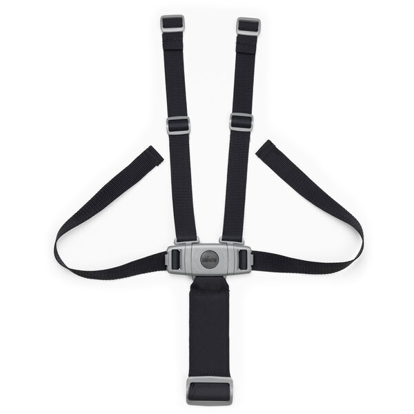 Stack Highchair or Snack Booster Seat 5-point Harness in
