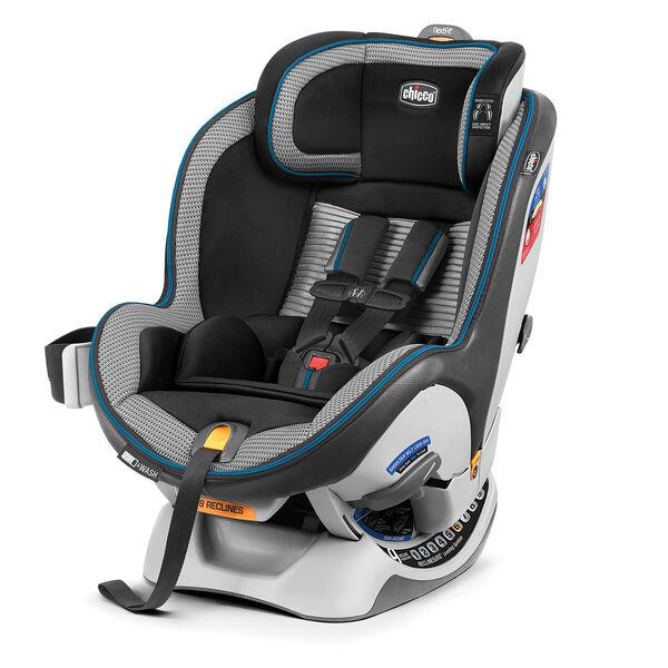 NextFit Zip Air Convertible Car Seat - Azzurro in Azzurro