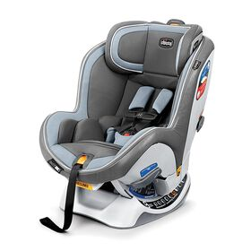 NextFit iX Zip Convertible Car Seat in SteelBlue