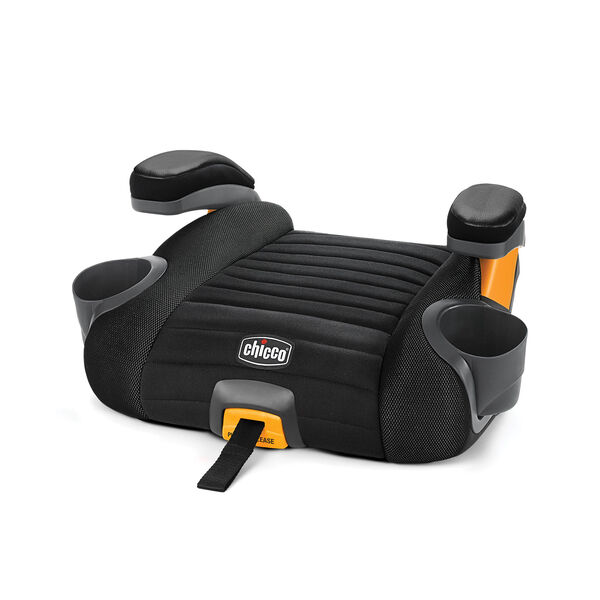 GoFit Plus Booster Car Seat - Iron in Iron