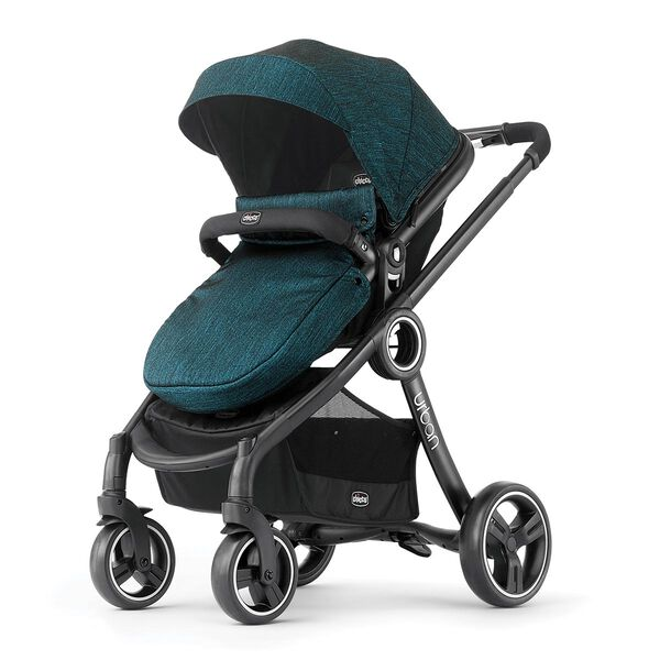 Urban 6-in-1 Modular Stroller - Pacific in Pacific