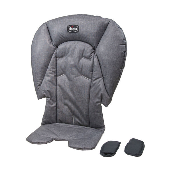 Stack Seat Cover with Shoulder Pads in