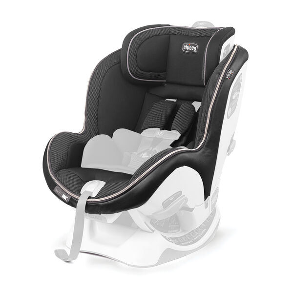 NextFit iX Zip Convertible Car Seat Cover, Headrest & Shoulder Pads - Traction in